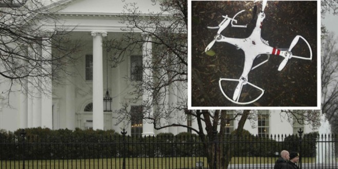 Drone Crashed into the White House
