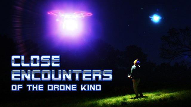 Drone Encounter