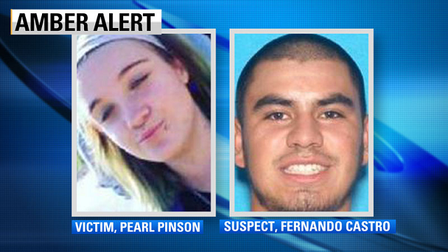 Search for Missing Pearl Pinson