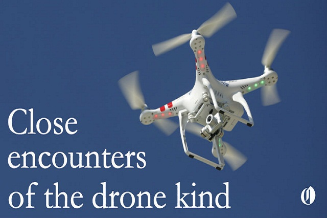 Close Encounters with Drones