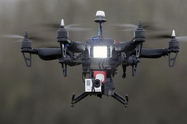 Drones For Crowd Surveillance
