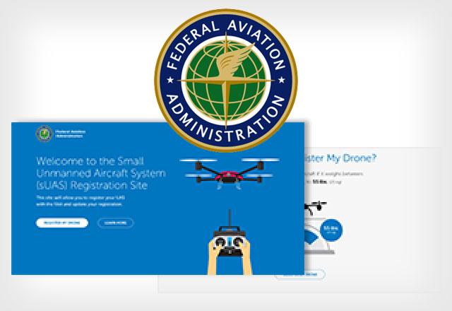 FAA Drone Website