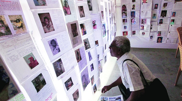 Missing People Exhibition