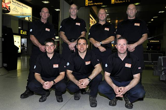 Search and Rescue Support Group