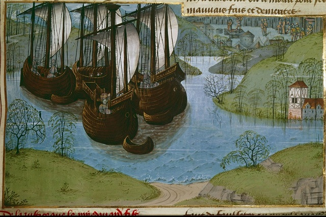 Holigost Ship