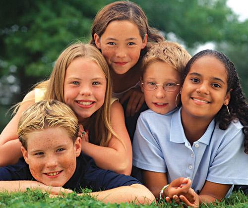 Safe Summer Camp for Kids
