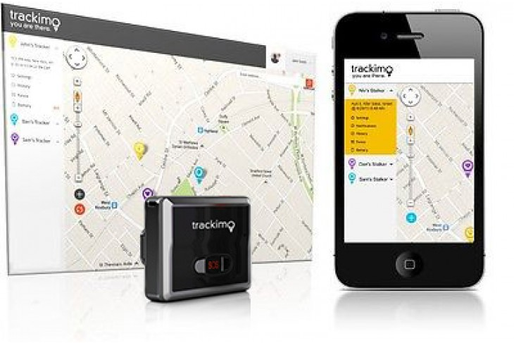 Trackimo GPS Tracker - GPS Systems for Fleet Companies