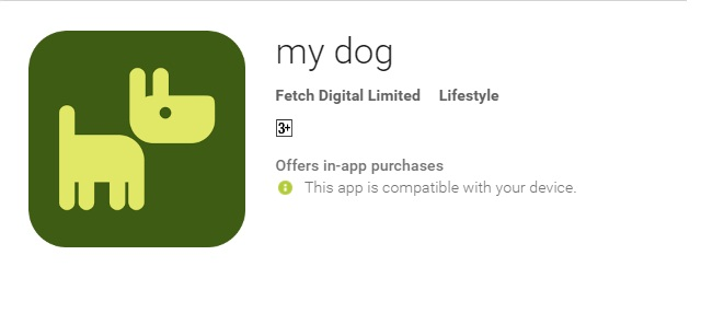 My Dog App