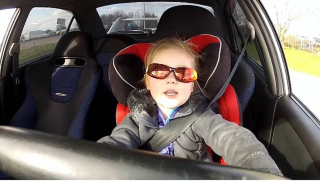 Letting Kids Drive Alone