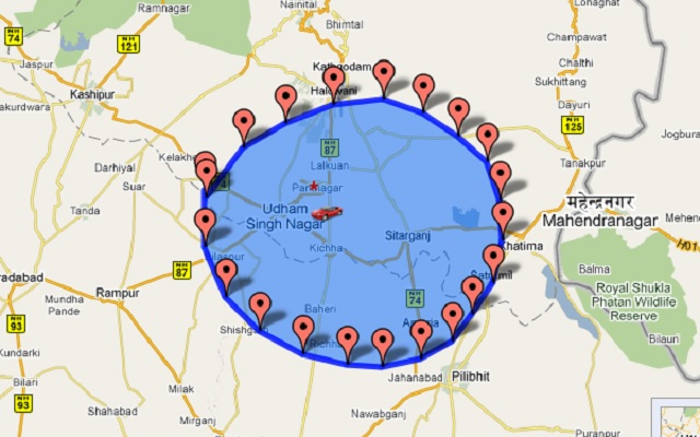 GPS Geo-fencing