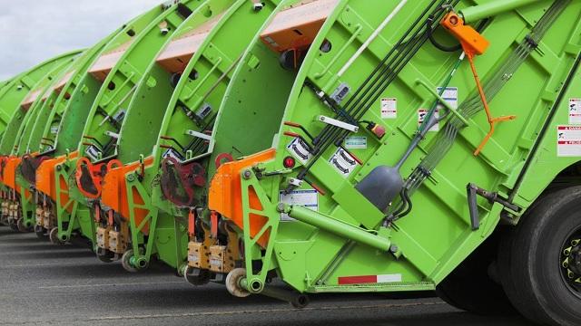 Waste Trucking