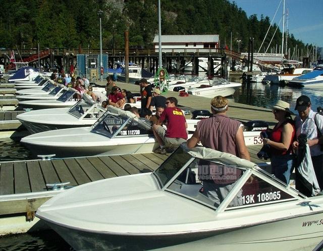 Renting Boat
