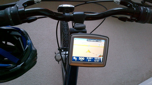 GPS Devices for Cyclists