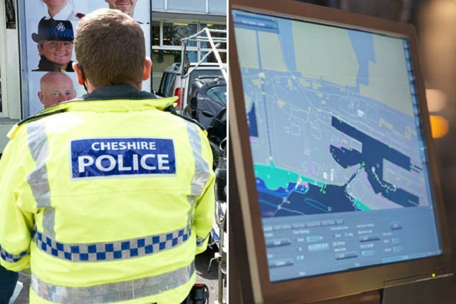 GPS for Managing the Police