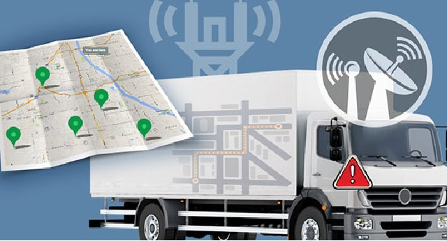 GPS Truck Trcaking
