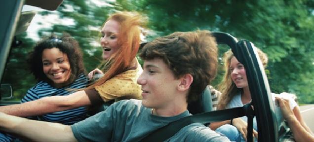 Driving while Having Fun