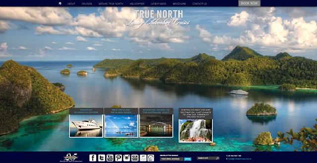 Tour Agency Web Site