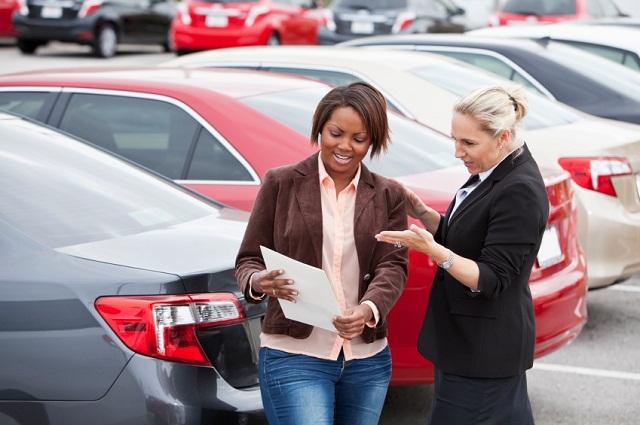 Managing Dealership