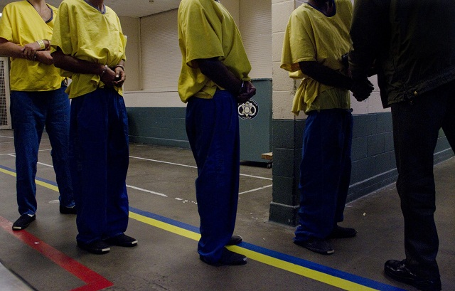 GPS for Tracking Paroled Inmates