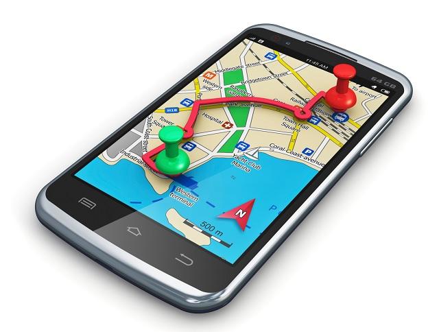 GPS on Cellphones