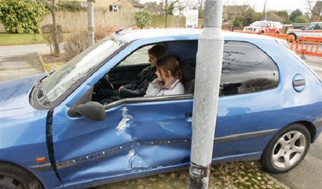 Teen Driving Risks