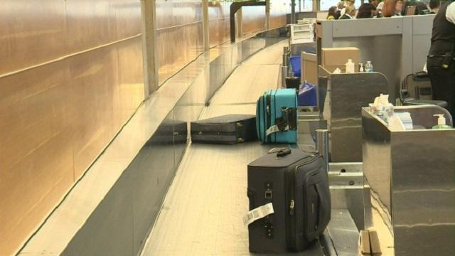 Stolen Bags