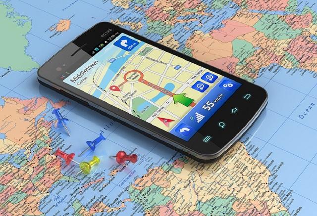 Smartphones with GPS