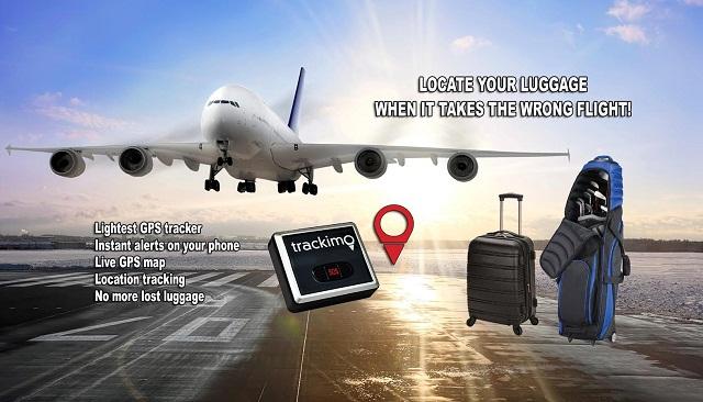 Trackimo Luggage Tracker