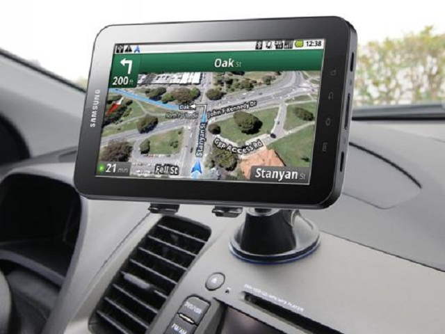 Stand-Alone GPS