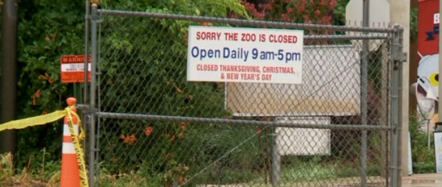 Closed Zoo
