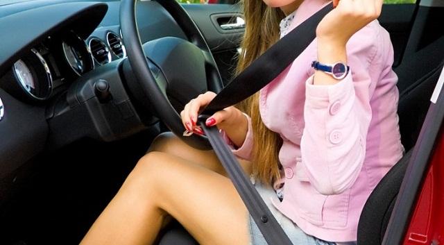 Seat Belt Use