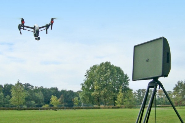 Drone Detection Technology