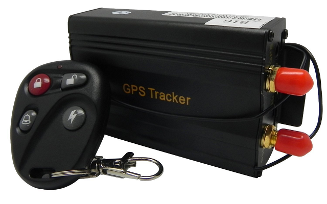Automobile GPS tracking system
