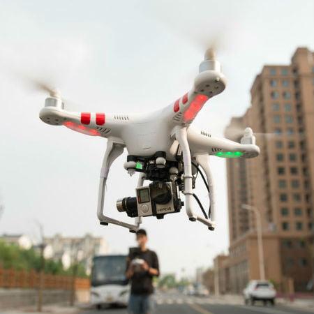 Congress Control Drones