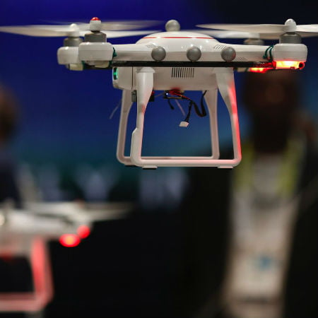 Crash Insurance for Drones
