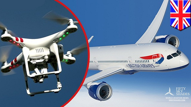 Drone Collisions With Planes, Inevitable?