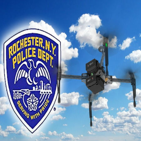 Rochester Police Drone Policy