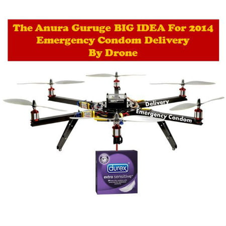 Drones Contraception Delivery
