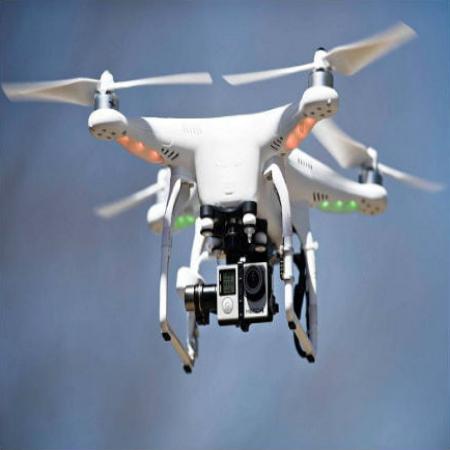 Drones Registered in Georgia