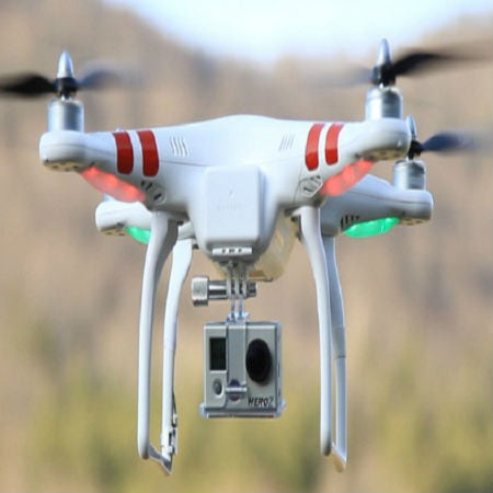 Drones as Real Threat to Civil Aviation