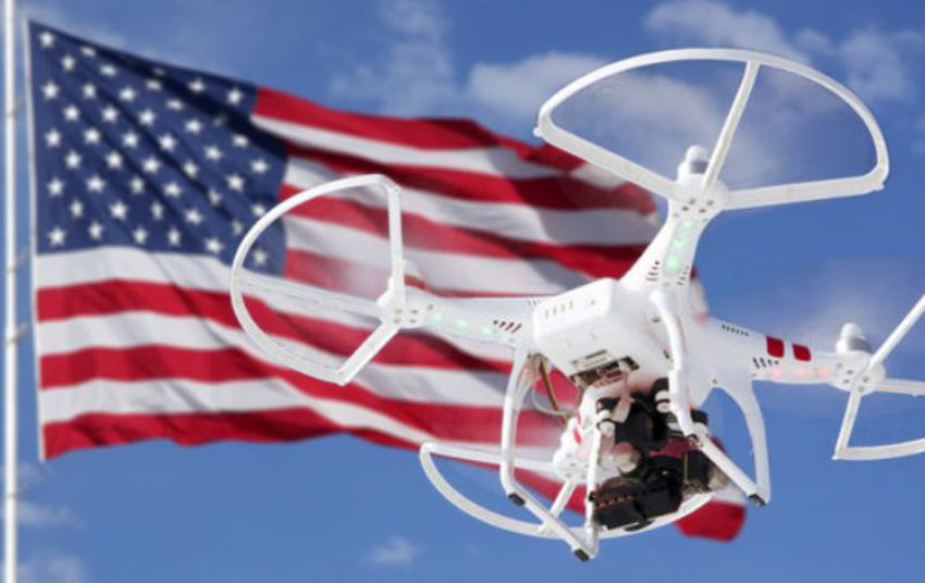 Drones for US - Drones Becoming A Threat To Civil Aviation Safety