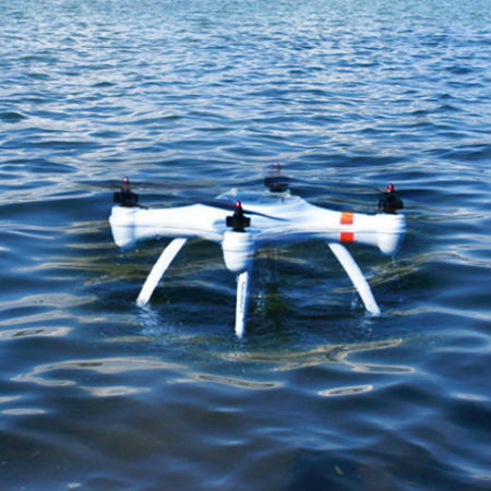 Flotation System for Drone
