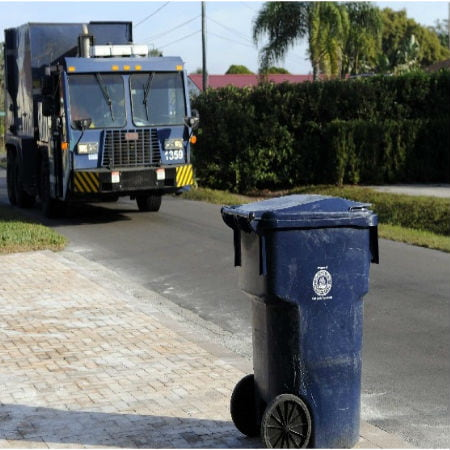 GPS For Waste Management Companies