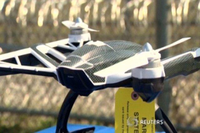 Illigal Drones