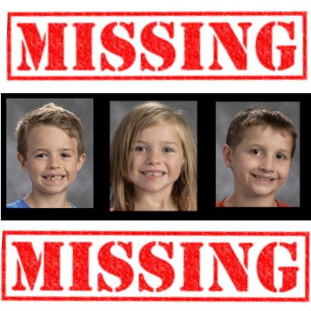Missing Lawson Siblings