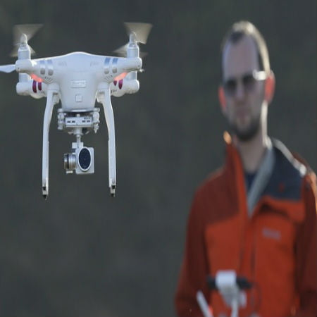New Technology to Detect Drones