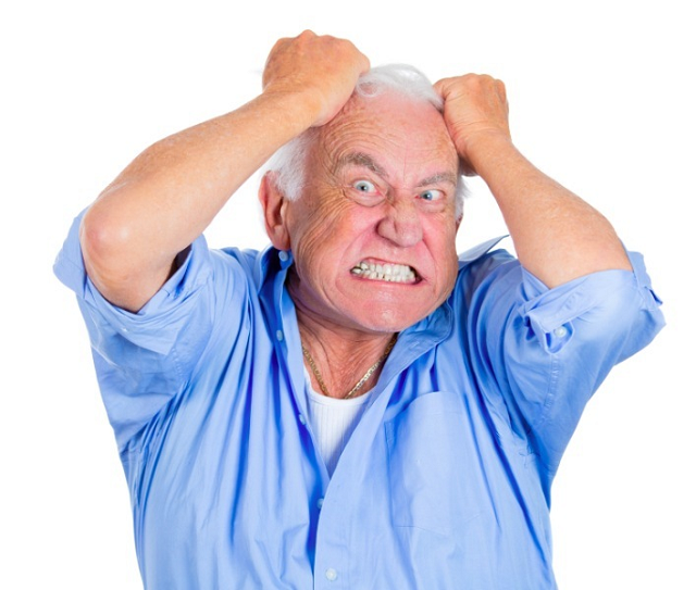 how to stop dementia patients from screaming