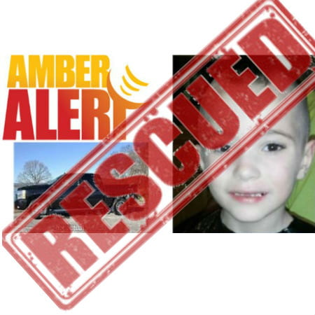 Rescued by Amber Alert