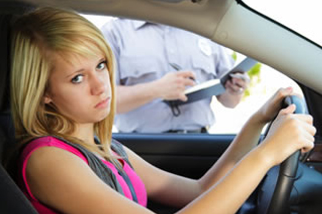 Traffic Ticket Surcharge
