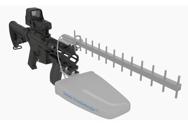 Battelle Drone Defender
